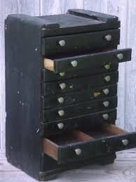 packing crate furniture. Vintage Rustic Industrial Drawers Tool Box, Old Antique Wood Packing Crate Furniture