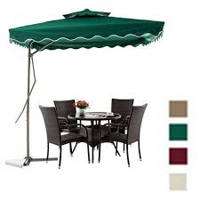 cantilever outdoor umbrella large square sun shade outdoor umbrella patio lifeworx ping