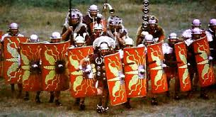 Structure Of The Legion Strategy Tactics The Roman