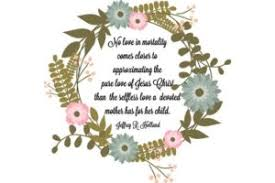 Mothers Day Quotes Classy Mothers Pure Love Quote The Idea Door