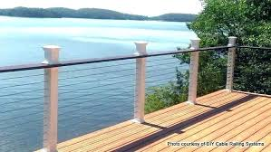 installing deck railing s on stairs spindles build aluminum baers installing deck railing
