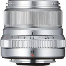 <b>Объектив</b> к фотокамере <b>Fujifilm XF 23mm F2</b>.<b>0</b> Silver (16523171 ...