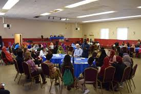 on friday april 14th the uc san go center for community health took part in organizing a mental health conference for the refugee community of san