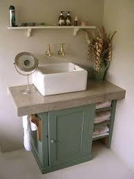 stand alone bathroom sinks image result for on top of worktop laundry room shaker style sink