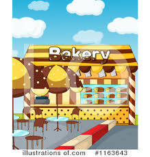 Bakery Clipart 1163643 Illustration By Graphics Rf