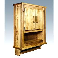 bathroom wall mounted storage cabinets. Bathroom Wall Cabinet With Shelf Image Of Rustic Cabinets Ideas But No Toilet Paper Mounted Storage M