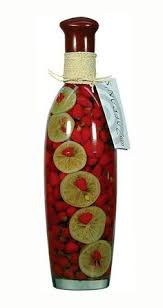 Decorative Vinegar Bottle 60 best DECORATIVE INFUSED BOTTLES AND JARS images on Pinterest 40