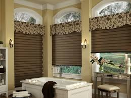 Kitchen Window Dressing Ideas For Small Bathroom Window Coverings Window Treatments For