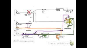 delco starter generator cub cadet wiring diagram wiring diagram starter generator circuit starter generator circuit