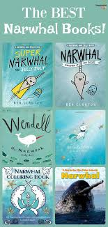 the best narwhal books for kids and other fun narwhal gift ideas