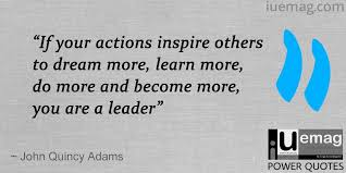 40 Leadership Quotes To Inspire You To Greatness Beauteous Quotes About Inspiring Others