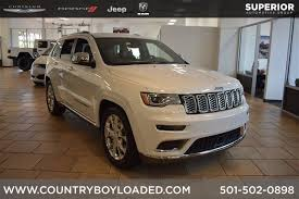 New 2020 Jeep Grand Cherokee Summit With Navigation 4wd