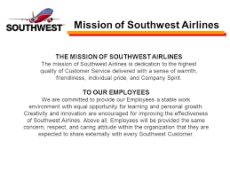 Southwest Airlines Organization Chart Southwest Airlines Recipe For Success Recruiting The Right