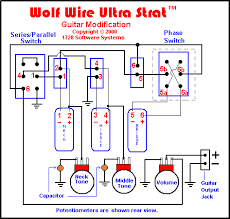 guitar wiring site ii a schematic is okay for seeing how a circuit works but a wiring diagram is much more helpful when you go to do the actual work