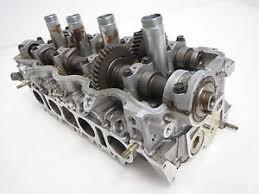 97 01 TOYOTA CAMRY 2.2L 4 CYL ENGINE CYLINDER HEAD OEM A3 | eBay