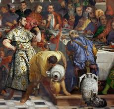 the story in paintings a feast of veronese the eclectic light The Wedding At Cana Painting By Paolo Veronese paolo veronese (1528 1588), the marriage feast at cana (detail) (1562 3), oil on canvas, 667 × 994 cm, musée du louvre, paris wikimedia commons Paolo Veronese Inquisition