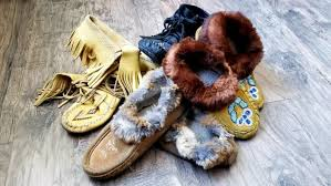 Indigenous people across Canada are rocking their mocs this week | CBC News