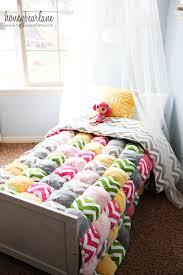 Twin Size+ Puff Quilt Pattern is Here! - Honeybear Lane & twin size puff quilt 3 Adamdwight.com