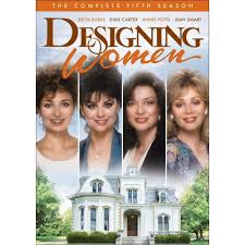 Designing Women Complete Series On Dvd Designing Women The Complete Fifth Season 4 Discs