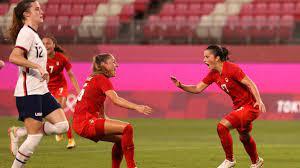 USWNT 0 - 1 Canada: score, goals ...