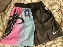 We'll find out soon enough — since they're supposed to debut nov. Nike Miami Heat Nba Shorts For Sale Ebay