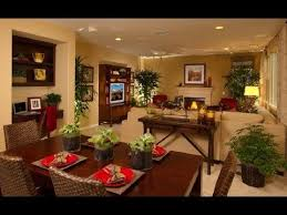 Dining Room And Living Room Combo Decor