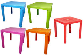 decorate the kids room with plastic table for kids – home decor