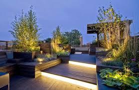 led garden lighting ideas for your garden