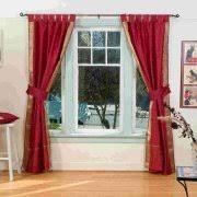 tab top sheer curtains. Indo Maroon Tab Top Sari Sheer Curtain (43 In. X 84 In.) Curtains A