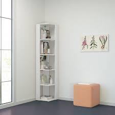 Libreria Ad Angolo Design Libreria Angolare Moderna In Legno Korner Occupa Ogni
