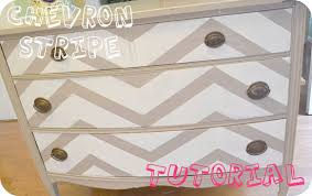 patterns furniture. Painting Furniture: How To Create Different Patterns   Decorating Files #chevron #paintingchevron Furniture