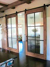 barn doors with glass best glass barn doors ideas on barn doors for with exterior glass barn doors with glass