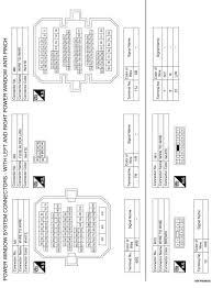 nissan altima 2007 2012 service manual power window main switch wiring diagram