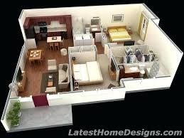 small duplex house 3d plans – sevidesigns.com