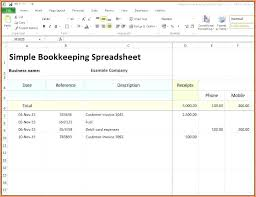 Business Expenses Spreadsheet Template Small Useful Ms Excel And