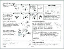 craftsman 1 2 hp garage door opener manual pdf doors surprising