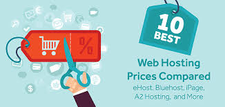 Website Hosting Comparison Chart 10 Best Web Hosting Prices Compared Amazon Google Wix