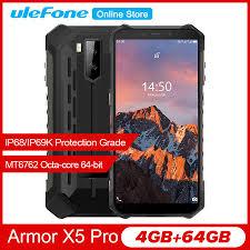 <b>Ulefone Armor X5 Pro</b> 4G LTE Smartphone Support NFC 4GB 64GB ...
