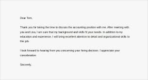 Thanks Letter After Phone Interview Thank You Email After Phone Interview Letter Recruiter Depict