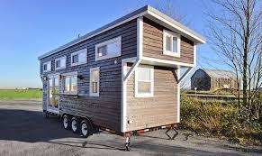 custom tiny house.  Tiny Custom House By Mint Tiny Homes On 4