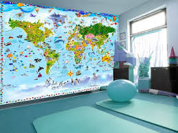 world map for kids 98091