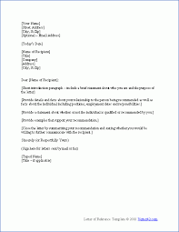 How Do You Sign A Letter Of Recommendation Template For Letter Of Recommendation Sample Professional Letter