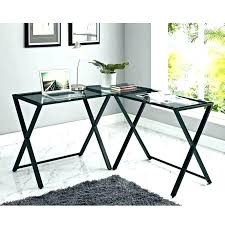 glass top office desk glass top desk with drawers glass top desk white desk with glass glass top office desk