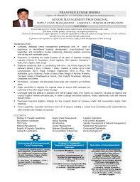 praaveen kumar mishra contact 91 9903940139 91 7389193004 logistics resume