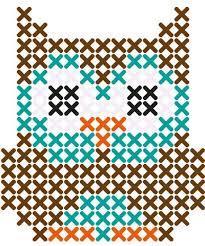Owl Cross Stitch Pattern Mesmerizing Because Everyone Needs Another Owl Cross Stitch Pattern CrossStitch