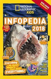national geographic kids infopedia 2018 national geographic kids book in paperback book people