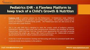 Well Child Exam Templates Pediatrics Ehr A Flawless Platform To Keep Track Of A Childs Growt