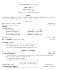 Resume Sample Mba Examples Resumes For Freshers Free Download