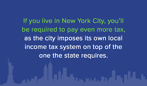 New York State Taxes Tax Rates A Guide To Ny State Taxation