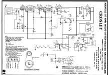 u ch radio crosley radio corp cincinnati oh bu 11 125u ch 311 crosley radio corp id 119971